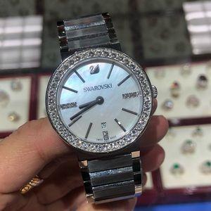 Swarovski Crystal Timepiece, Watch!!!